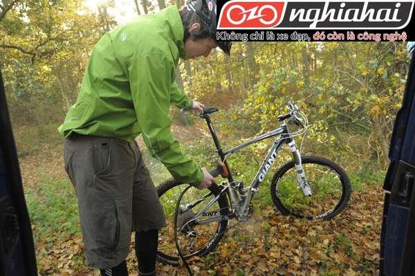 Tìm hiểu xe đạp leo dốc thương hiệu BH 1